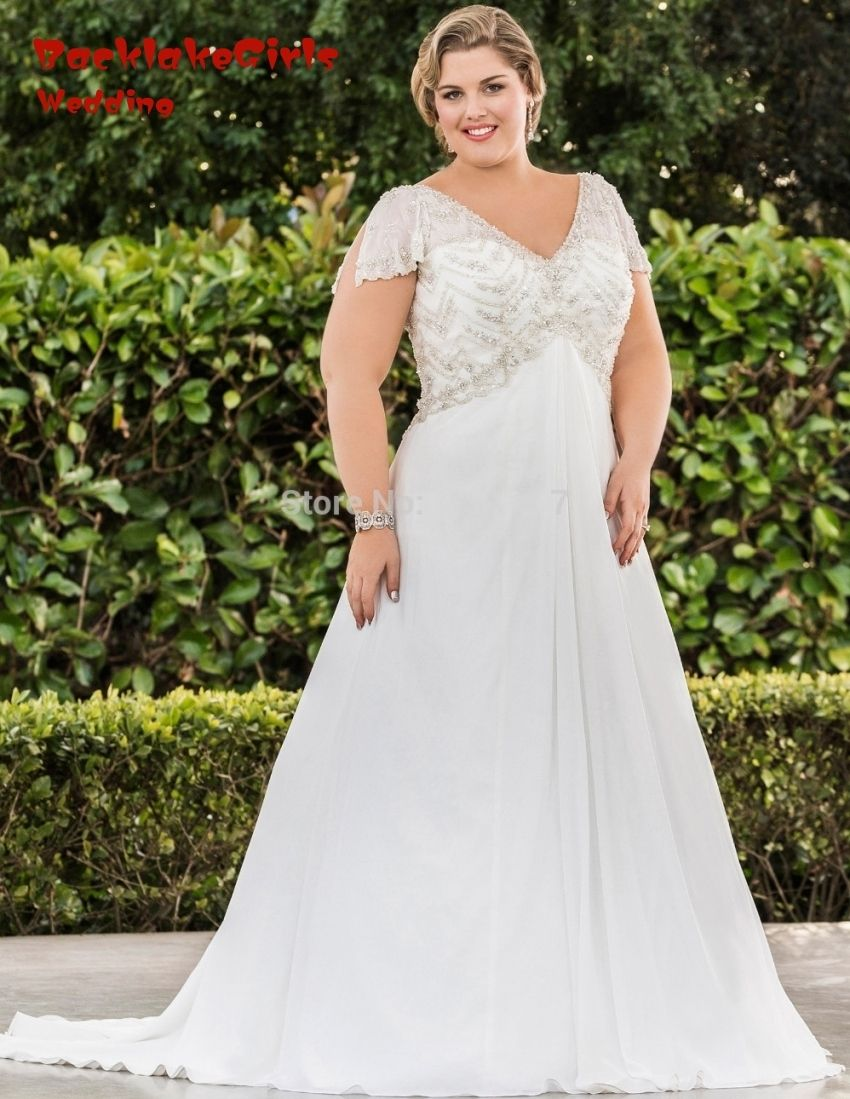 Size 22 Dresses For Weddings Women S Dresses For Weddings Check More At Htt Wedding Dress Organza Plus Wedding Dresses Plus Size Wedding Dresses With Sleeves
