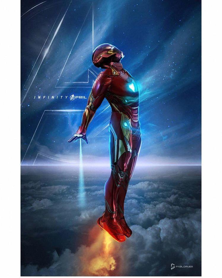 Ironman Avengers Infinity War