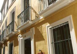 Hotel Alminar, fantástico para conocer Sevilla. Buena relación calidad-precio, junto a la Catedral.