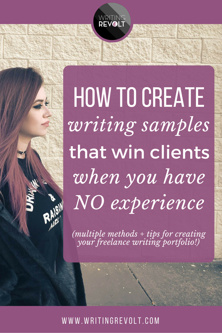 how to create a client winning lance writing portfolio even create a lance writing portfolio and writing samples that help you land lance writing clients jobs even if you have zero experience