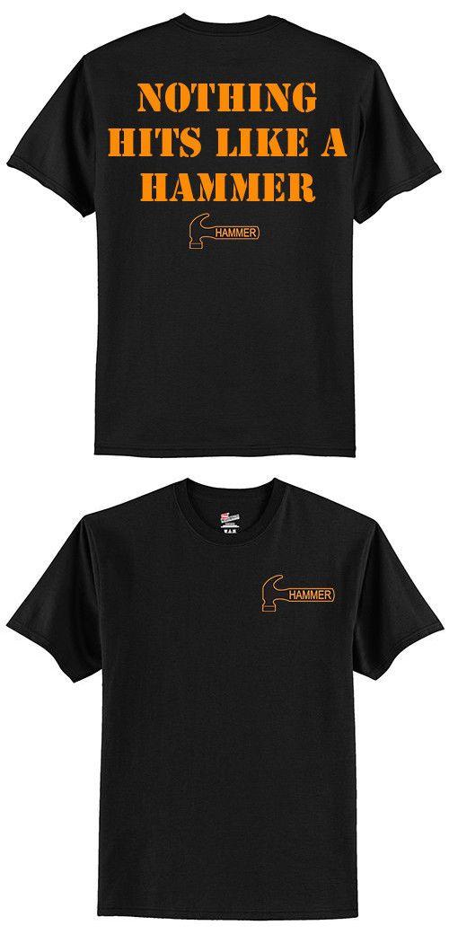 Storm Men/'s T-Shirt Bowling Shirt Tagless 100/% Black Red