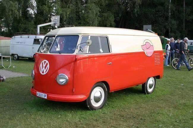 T1 VW Panel bus