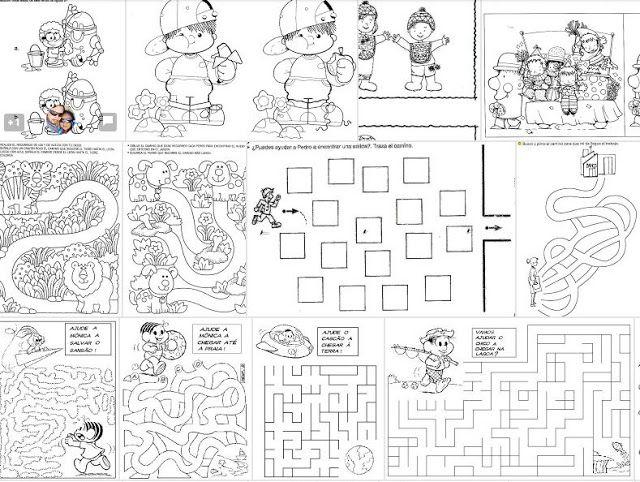 juegos para la memoria y concentracion pdf