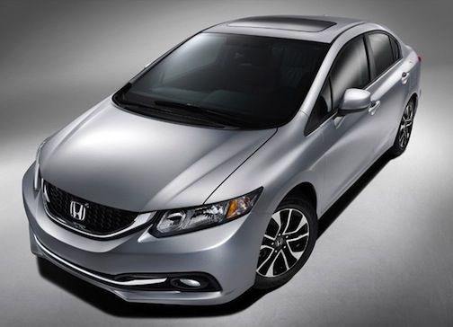 2013 Honda Civic Tries To Bring Back The Passion