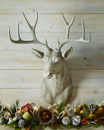 Buck Head Wall Mount By Park Hill Collections At Horchow. We Have It For  Less