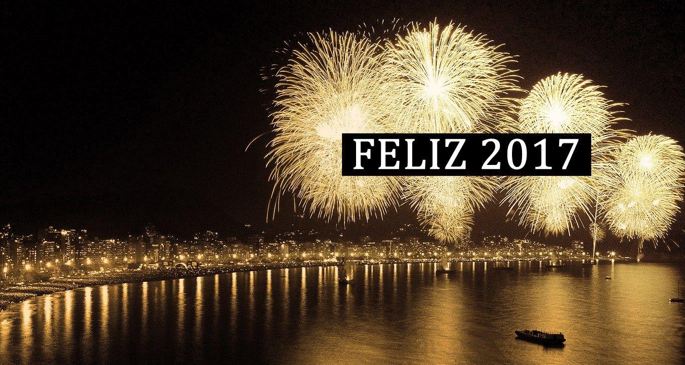 Feliz 2017 é Ano Novo Vida Nova Tempo De Renovar E Se Reinventar
