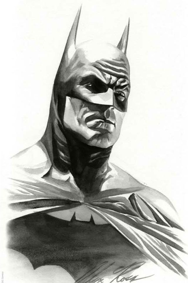 b857b530 Batman #50 - Alex Ross Batman Art Variant Cover | DC Comics | Alex ...