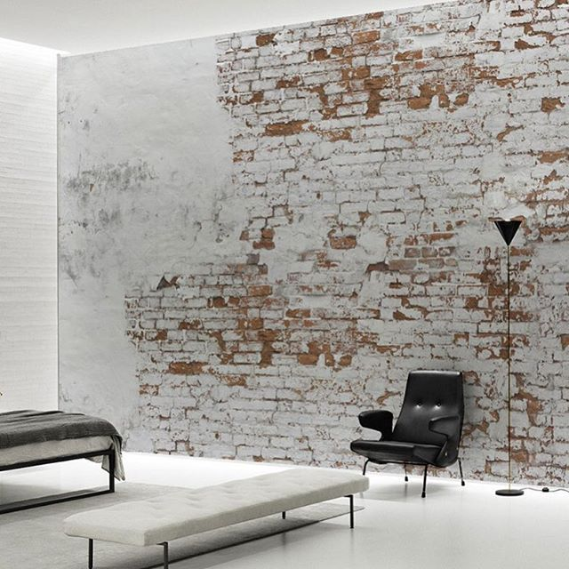23 Elegant Living Room With Exposed Brick Wall: Wish You Had An Exposed Brick Wall In Your Home? Fake It