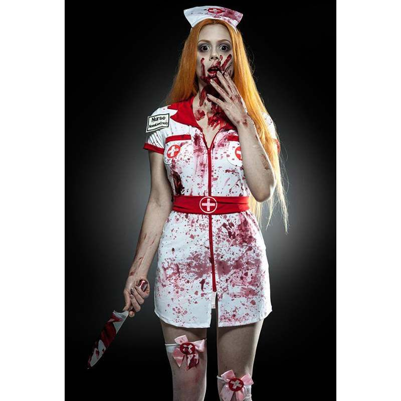 Heiss und absolut gruselig ist dieses Zombie