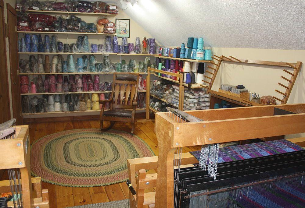 My yarn stash :-)