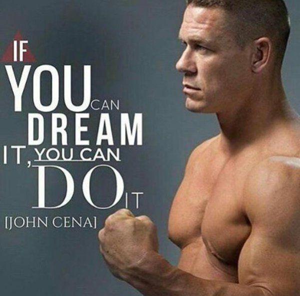 John Cena Quotes John Cena Quotes John Cena Inspirational Lines