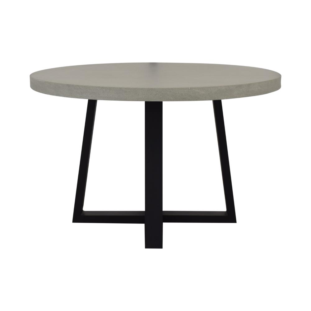 28++ West elm slab dining table Inspiration