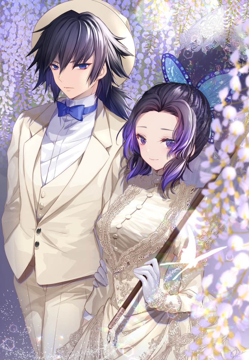 Moe Couple [Kimetsu no Yaiba]