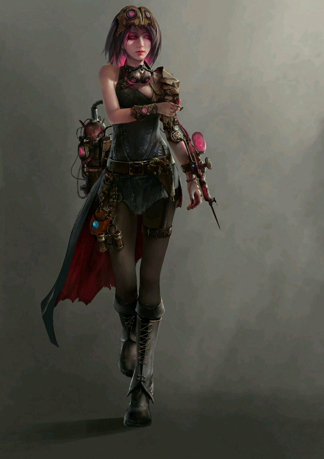 Steampunk Citizens Inspiration In
