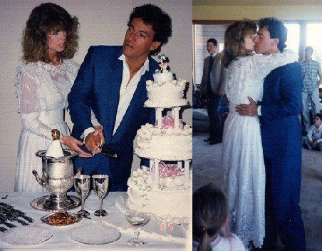 Julianne Phillips And Bruce Springsteen Married In 1985 Bruce Springsteen Bruce Springsteen The Boss Celebrity Couples