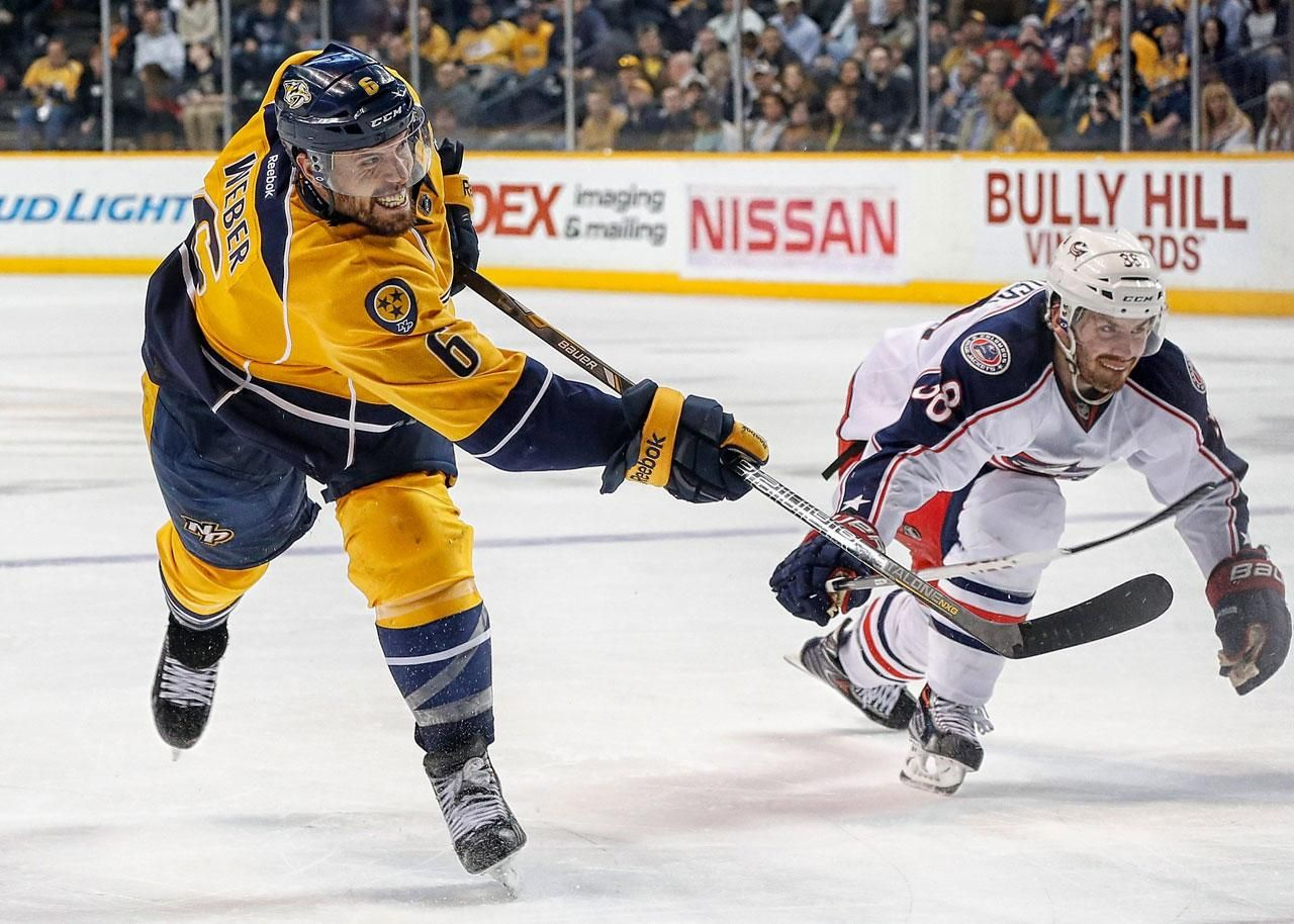 Sports Illustrated ranks Shea Weber as the highest paid