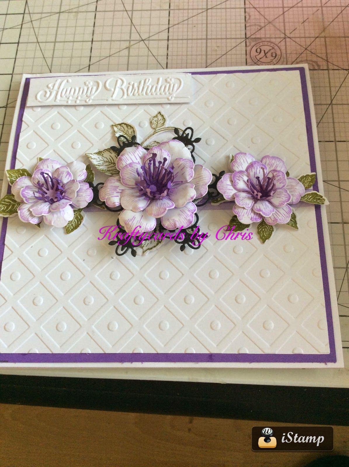Kraftycards by chris heartfelt creations heartfelt for Handmade paper creations