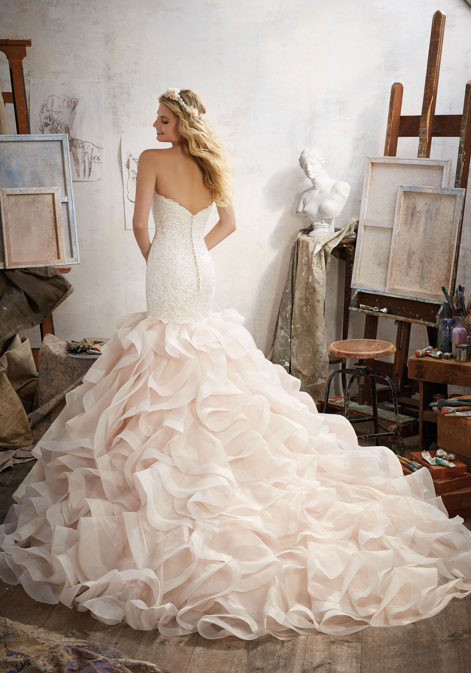 Maisie Wedding Dress Morilee Mori Lee Wedding Dress Bridal Wedding Dresses Bridal Dresses [ 2620 x 1834 Pixel ]