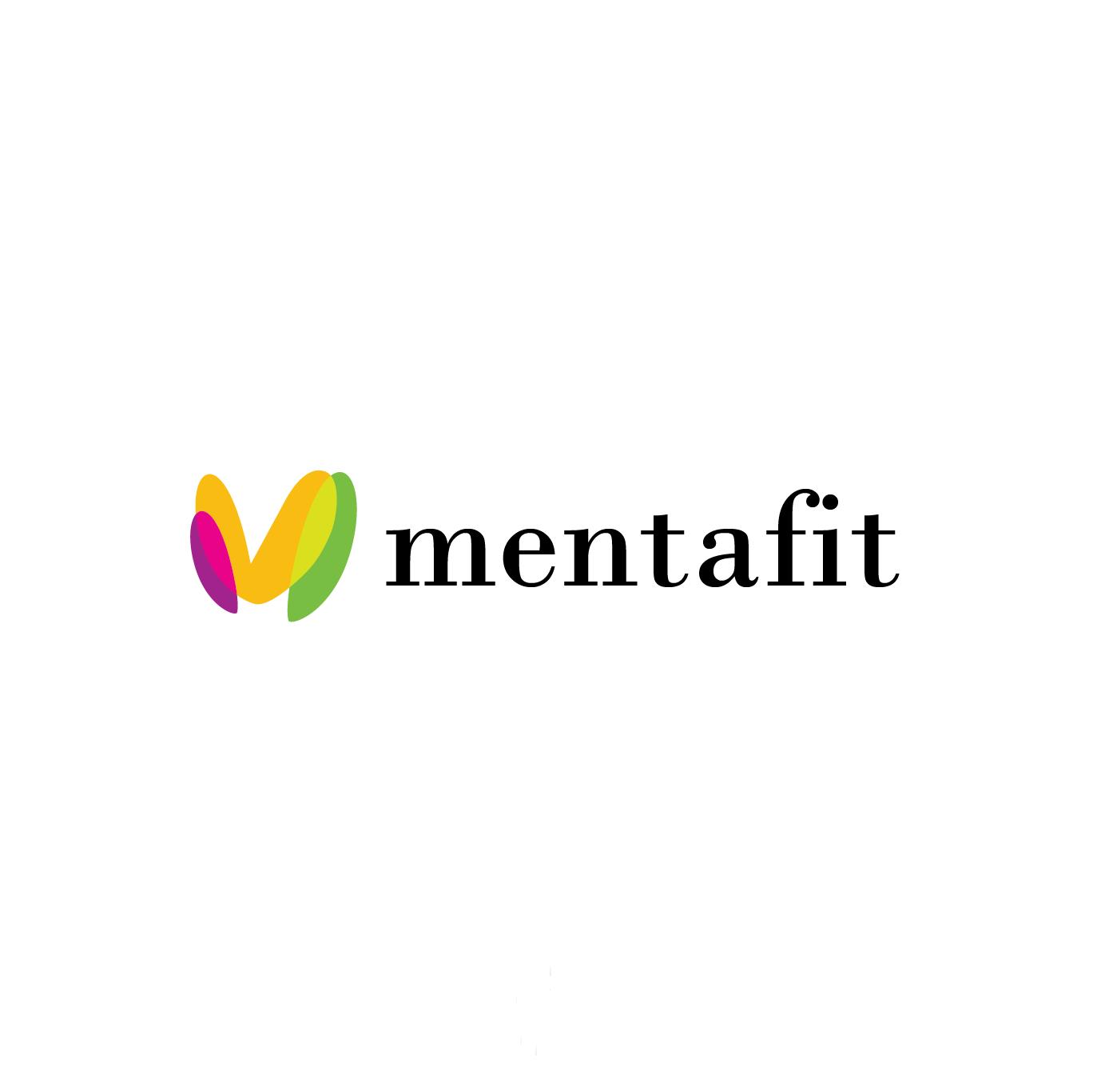 Mentafit Logo Logo Design Health Health Logo Health Design