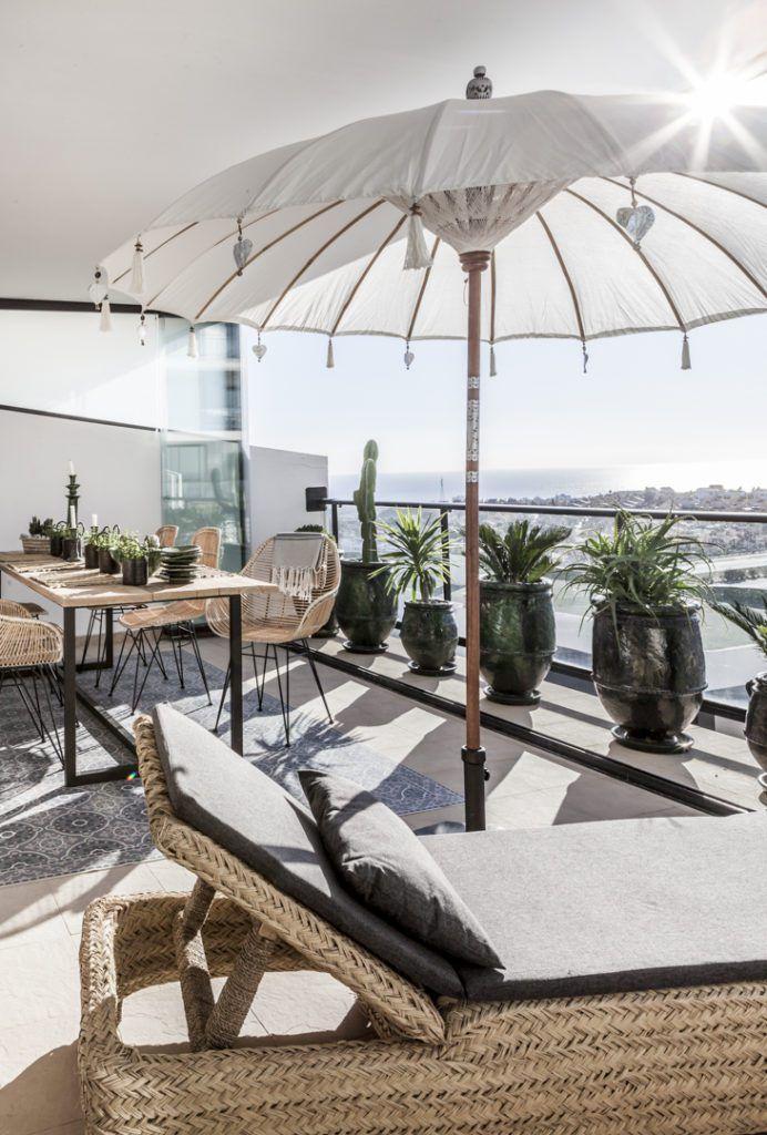 Photo of Une maison du sud au design simple – PLANETE DECO a homes world