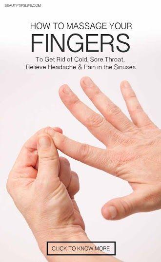 Sucking thumb and strep throat consider