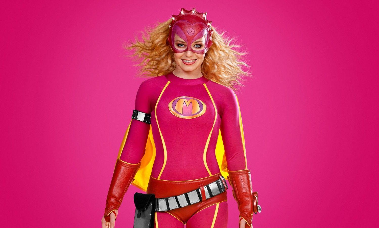 Free Souffriau In Mega Mindy 2006 Wonder Woman Mindy Superhero