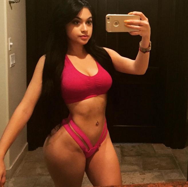 Latina Teen Letter 70