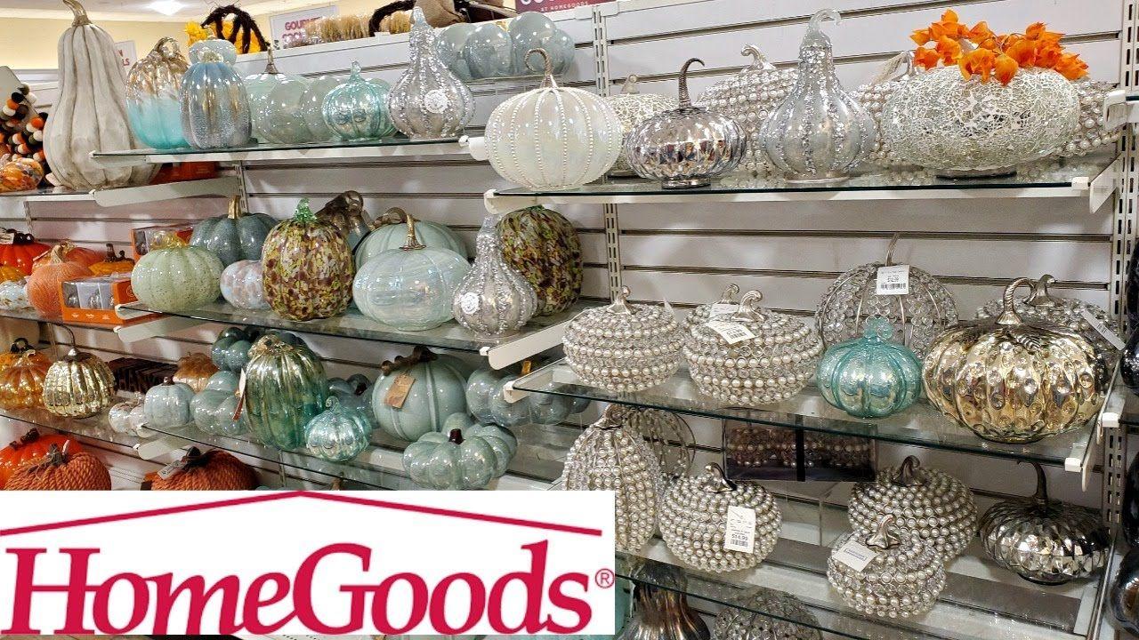 Homegoods Fall Decor Glass Pumpkins Home Decor Ideas Shop With Me 2020 Fall Decor Glass Pumpkins Homegoods Fall