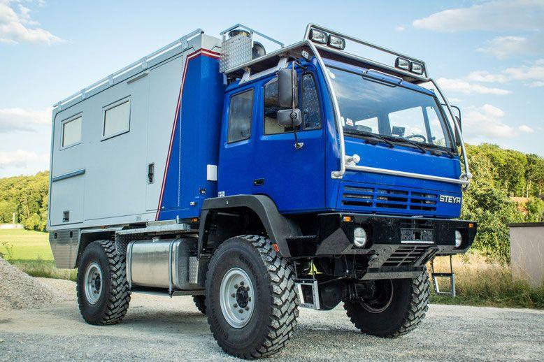 Https Www Frm Technik Com Fahrzeugbau Fahrzeuge Von 3 5 To Bis 12 To Steyr 12m18 Camper