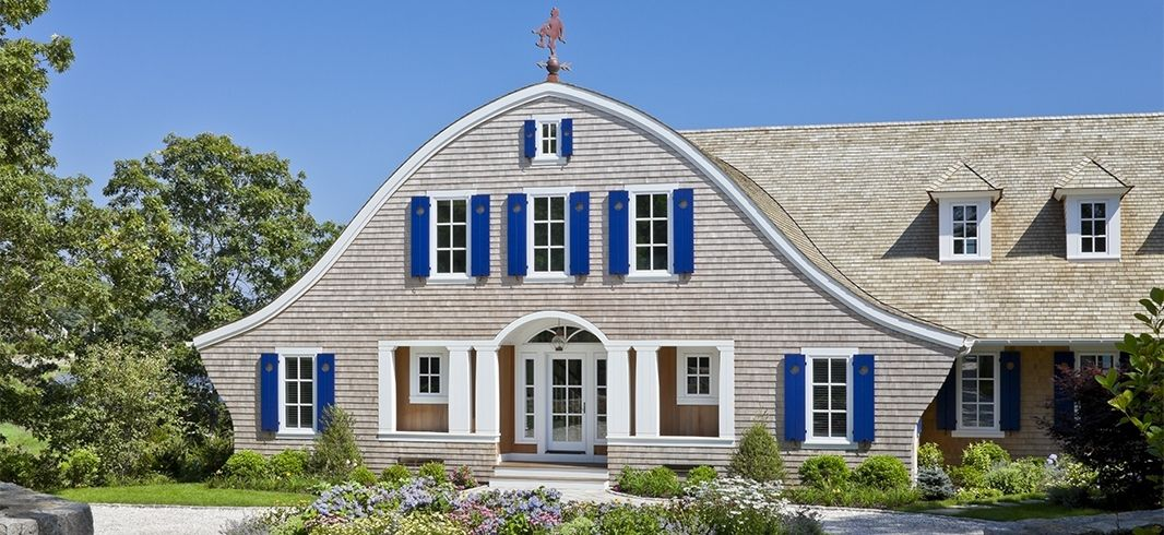 Photos of fine Cape Cod Homes - House on a Salt Pond - Cape Cod Architects