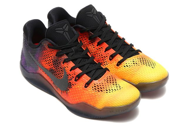 buy online fa8f1 c194c sneakers news The Next Nike Kobe 11 Release Features Sunset Graphics