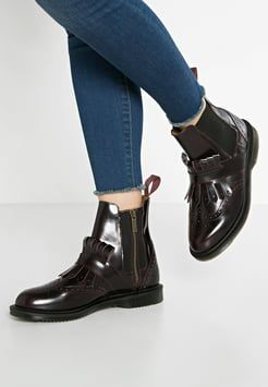 61096997a88e5 Dr. Martens - TINA - Bottines - cherry red   walk this way in 2018 ...