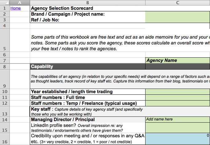 5 Essential Sections For A Great Agency Proposal Template First