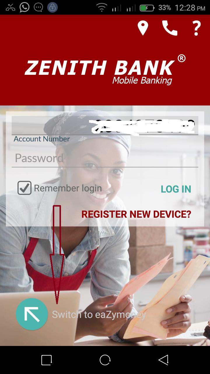 Zenith Bank Online Registration With Images Online
