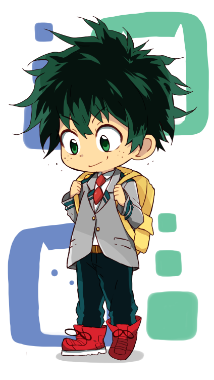 Boku No Hero Academia Izuku Midoriya My Hero Academia Episodes My Hero Anime Chibi