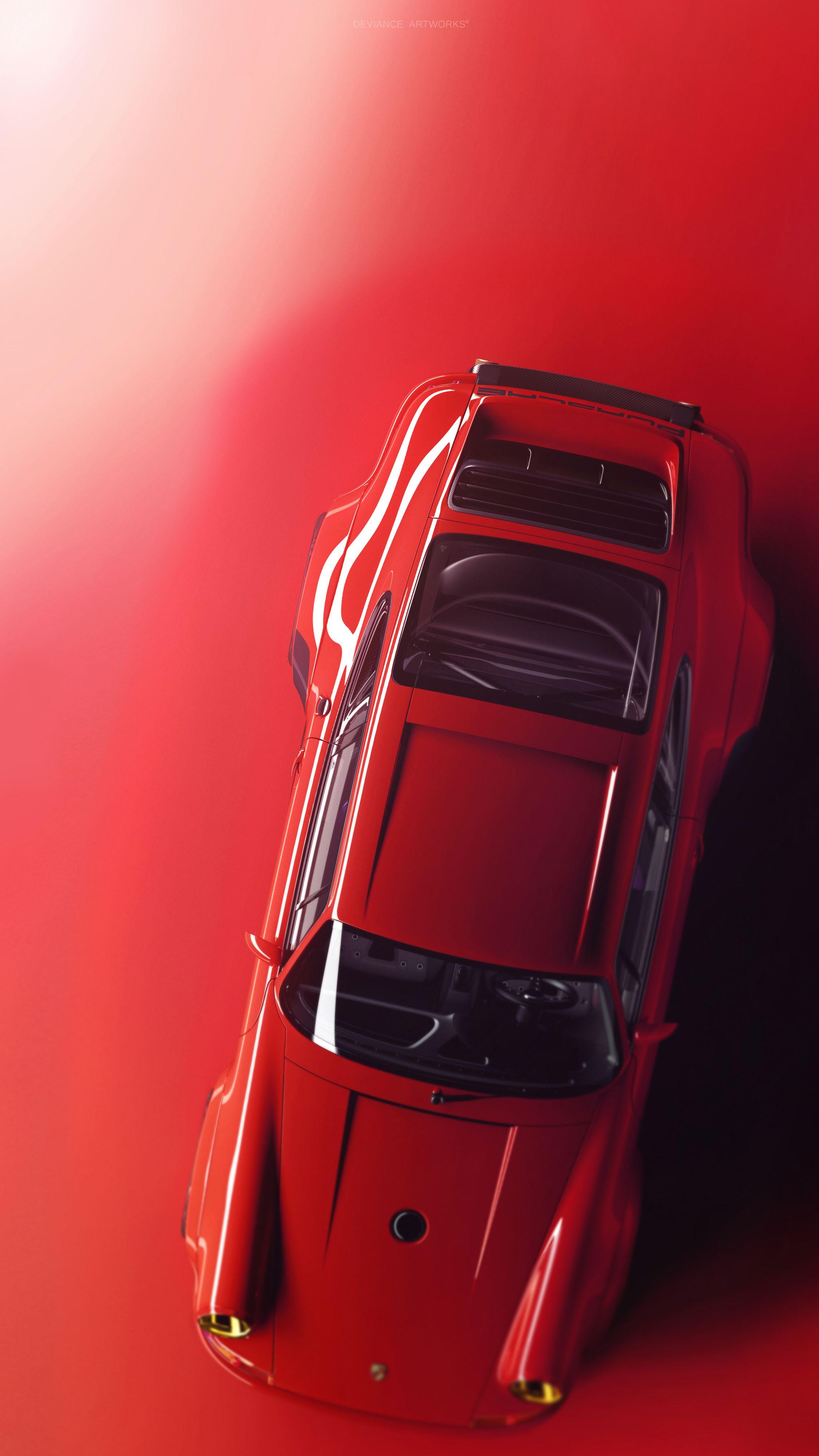 A Colors Story Singer Dls On Behance Singer Porsche Porsche Cars Classic Porsche Porsche cars hd red behance images
