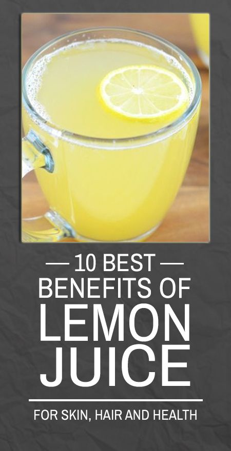 Hundreds of miraculous health benefits are associated with the consumption of lemon juice. In this article