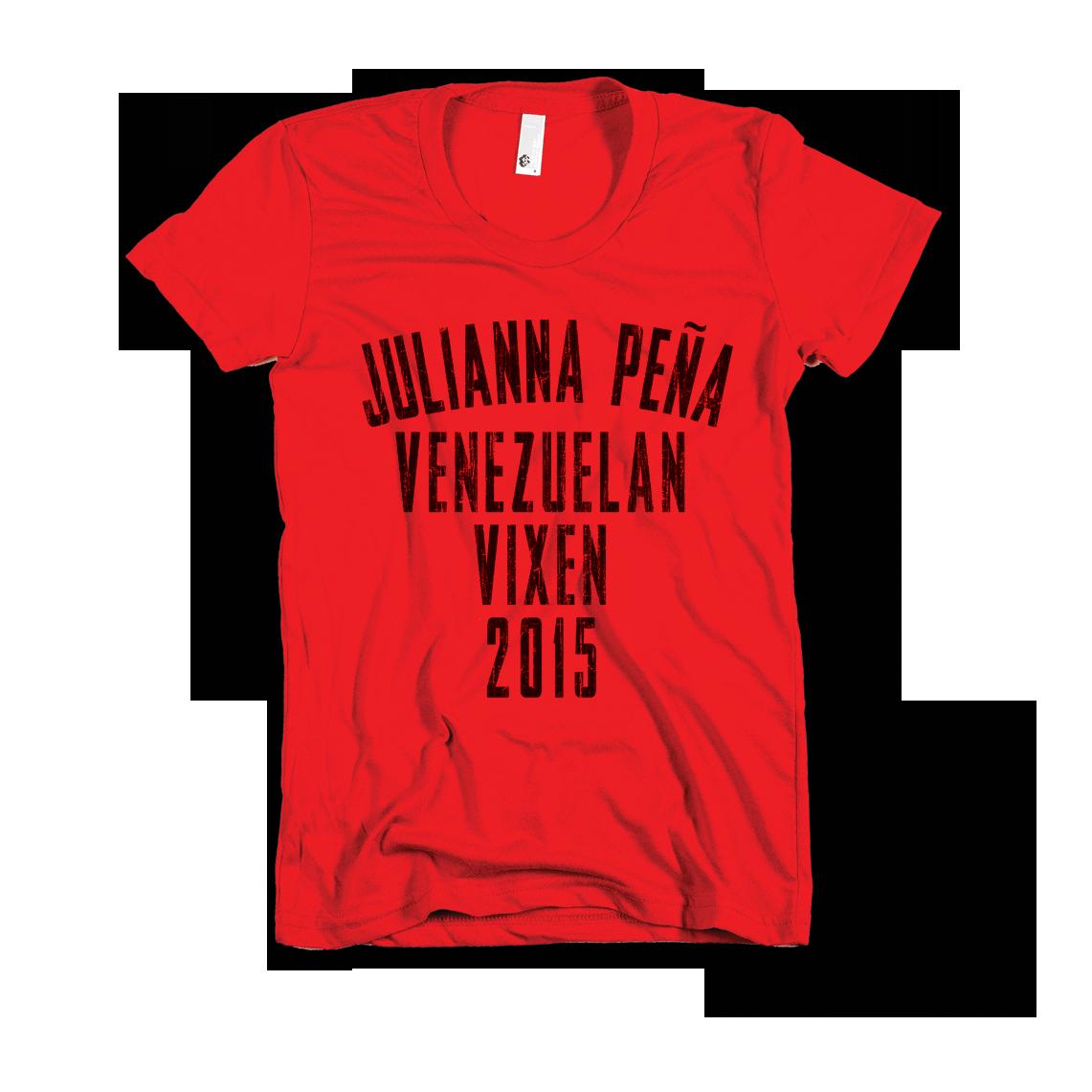 Julianna Pe'±a Font
