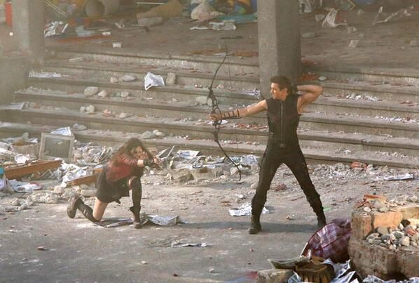 """Set Photos From """"Avengers: Age Of Ultron"""" Reveal Our First ..."""