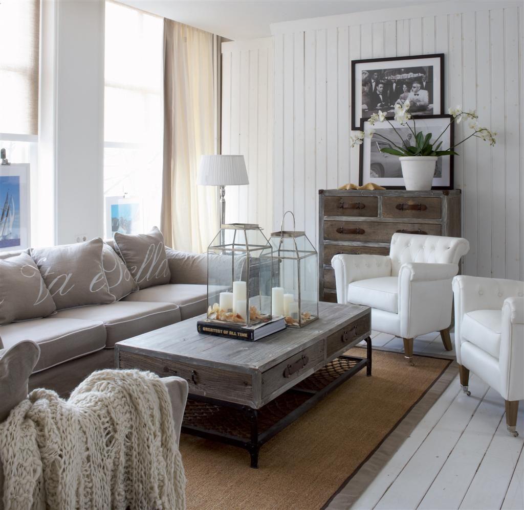 Woonkamer ideeen romantisch: woonkamers klassiek modern landelijk ...