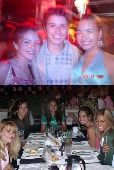 Old Demi and Selena(: