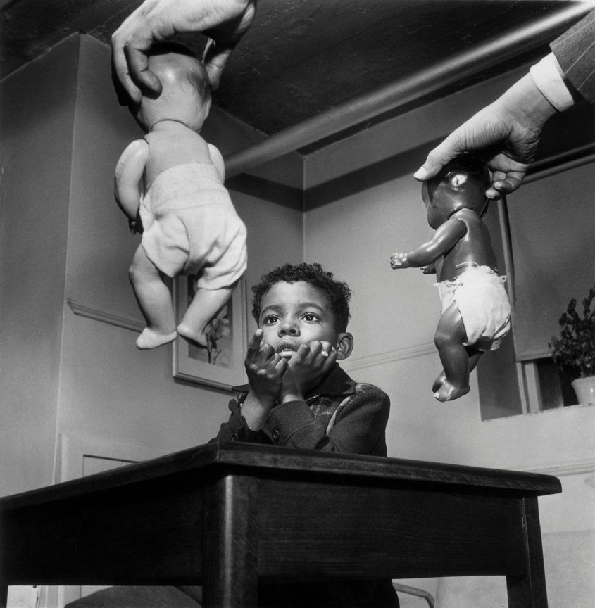 Gordon Parks often explored the effects of hatred, bigotry and poverty — subjects he knew firsthand from his childhood. (Photo: Gordon Parks, via The Gordon Parks Foundation)