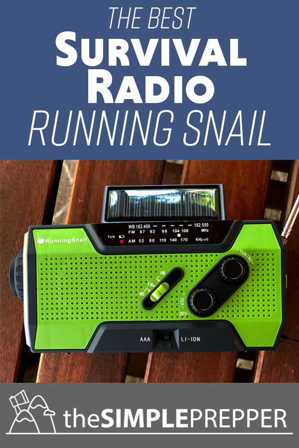 Best Survival Radio | Hiking Tips | Survival gear, Emergency radio