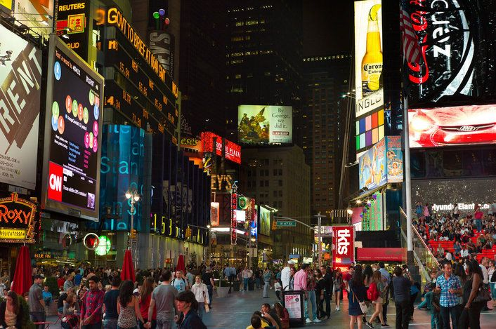 Surround Yourself With The Attractions Of Broadway And Times Square At Crowne Plaza Manhattan In New York Take Advantage Our Premier