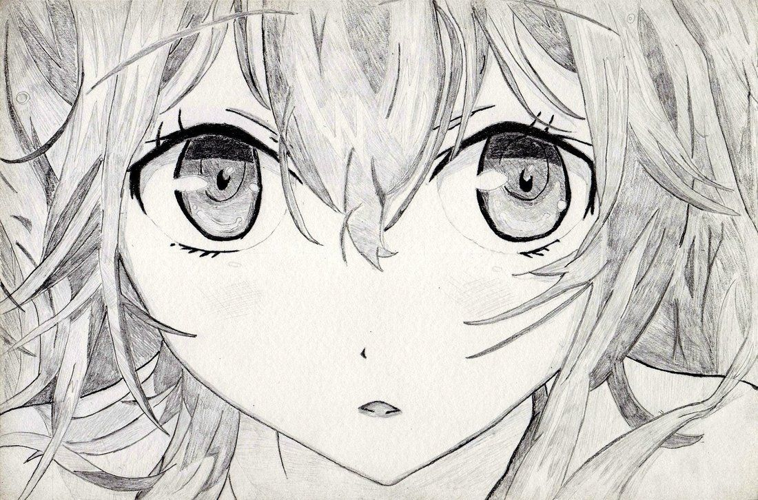 Anime Eyes Close Up by rediceRyan2 on deviantART Anime