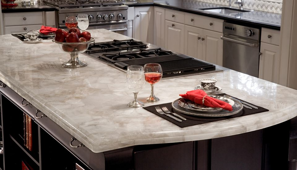 Wonderful Want To Know If A Quartz Countertop Or A Granite Countertop Is Better For  Your Project