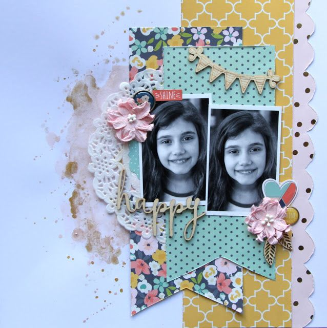 8b8f20596 All About Scrapbooks Australia  Happy with Simple Stories Posh by ...