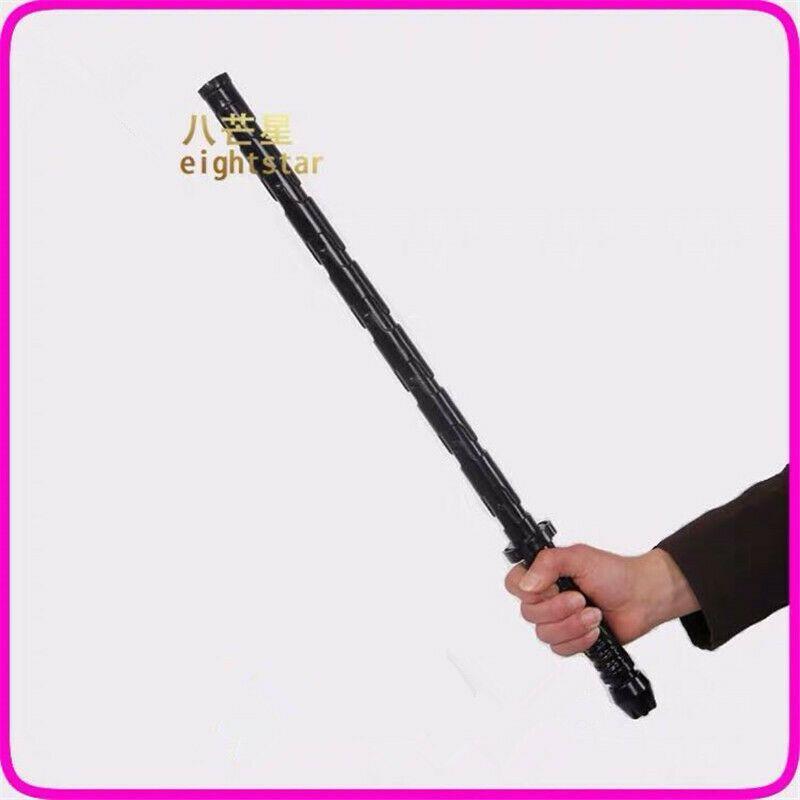 Avengers Infinity War Black Widow Electric Staff Baton Stick Weapon Cosplay Prop