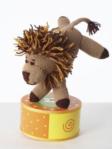 Leo Lion Yarn Free Knitting Patterns Crochet Patterns