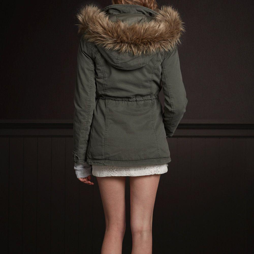 Arrow Point Parka Girls Jacket Outerwear Jackets Outerwear [ 1000 x 1000 Pixel ]